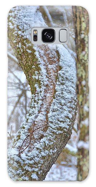 A Tree's Crook Galaxy Case