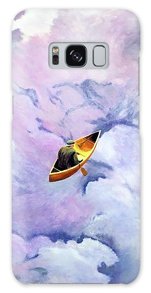 Above The Clouds Galaxy Case