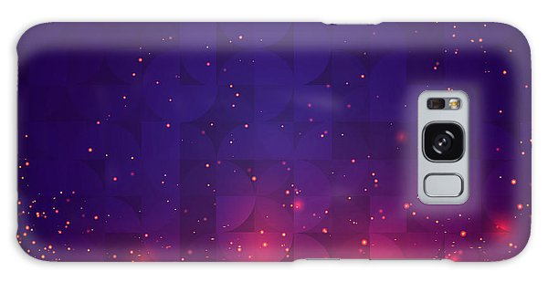 Reflections Galaxy Case - Abstract Background For Design. Vector by Skillup