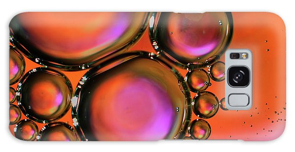 Abstract Droplets Galaxy Case