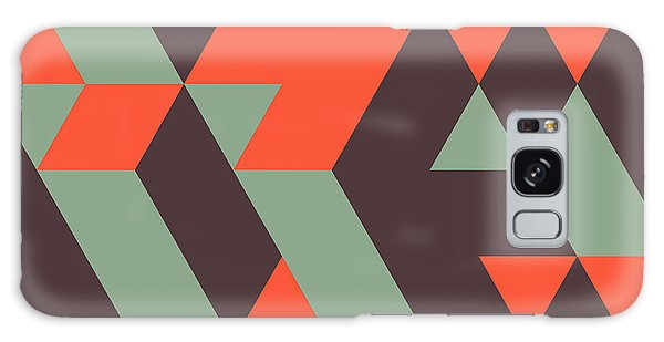 Bricks Galaxy Case - Abstract Geometrical 3d Background. Can by Login