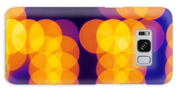 Form Galaxy Case - Abstract Lights by Juha Sompinmaeki