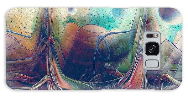 Turbulence Galaxy Case