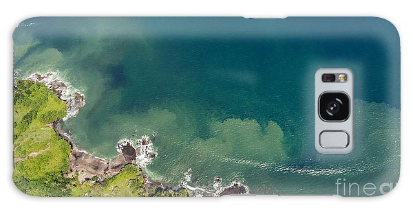 Seashore Galaxy Case - Aerial Photo From Flying Drone Of by Gaudilab