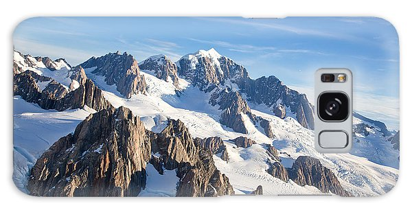 Attraction Galaxy Case - Aerial View Landscape Of Mountain Cook by Vichie81