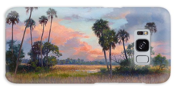 Old Florida Galaxy Case - After The Storm by Laurie Snow Hein