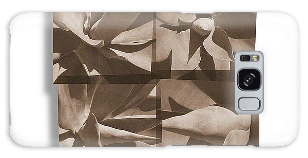 Galaxy Case featuring the photograph Agaves by Mark Shoolery