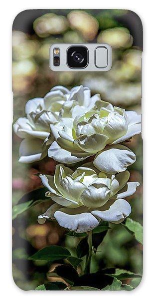 Flora Galaxy Case - Aging Gracefully by Az Jackson