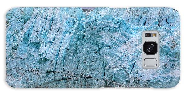 Alaskan Blue Glacier Ice Galaxy Case