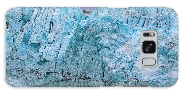 Alaskan Blue Glacier Ice Galaxy Case