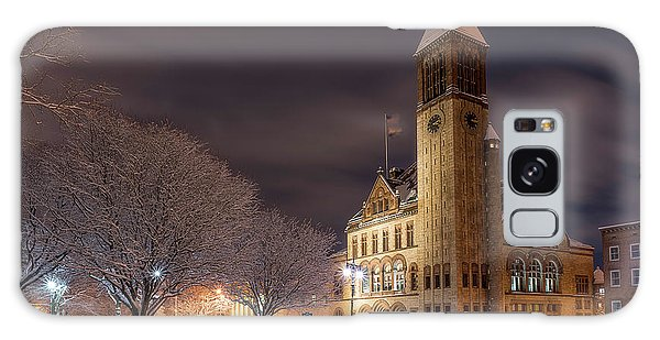 Albany City Hall Galaxy Case