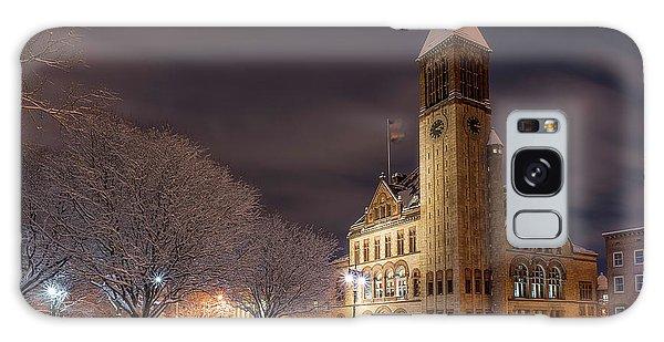Albany City Hall Galaxy Case