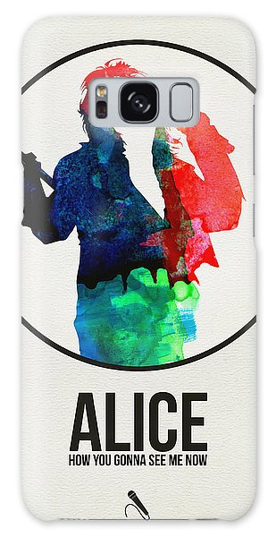 Alice Cooper Galaxy Case - Alice Cooper by Naxart Studio