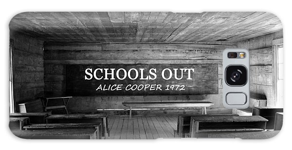 Alice Cooper Galaxy Case - Alice Cooper Schools Out by David Lee Thompson