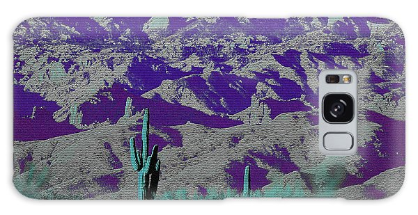 Alien Colors On Mount Lemmon Galaxy Case