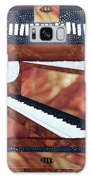 All That Jazz Piano Galaxy Case