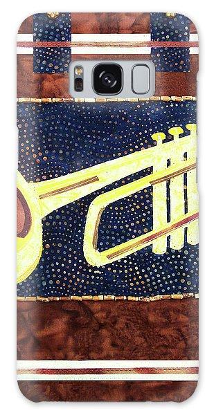 All That Jazz Trumpet Galaxy Case