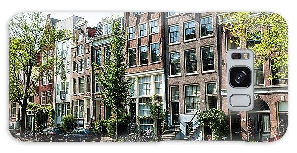 Along An Amsterdam Canal Galaxy Case