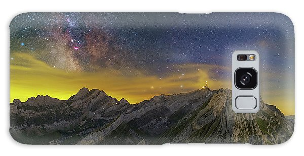 Alpstein Nights Galaxy Case