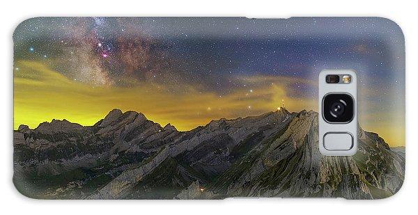 Alpstein Nights Galaxy Case