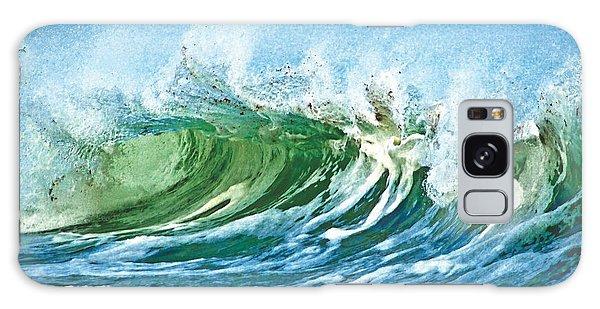 Amazing Wave Galaxy Case