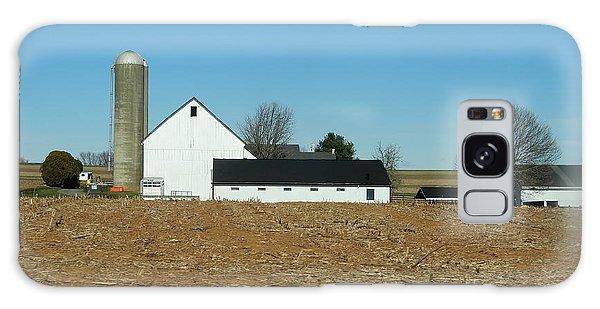 Amish Farm Days Galaxy Case