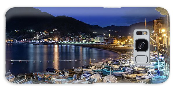 An Evening In Levanto Galaxy Case