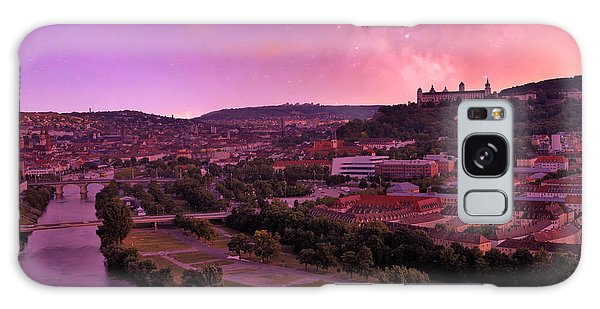 An Evening In Wuerzburg Germany Galaxy Case