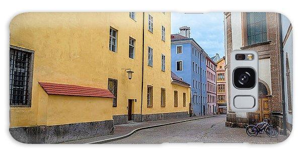 An Innsbruck Street Galaxy Case