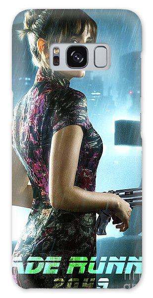 Gosling Galaxy Case - Ana De Armas, Blade Runner 2049, Dangerous by Thomas Pollart
