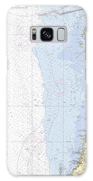 Anclote Keys To Crystal River Noaa Nautical Chart 11409 Galaxy Case