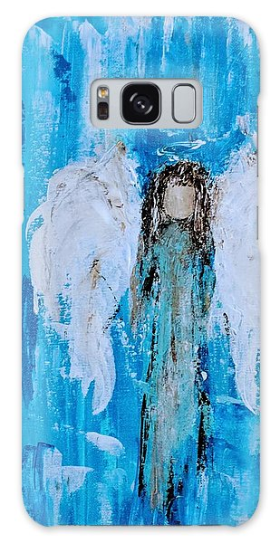 Angel Among Angels Galaxy Case