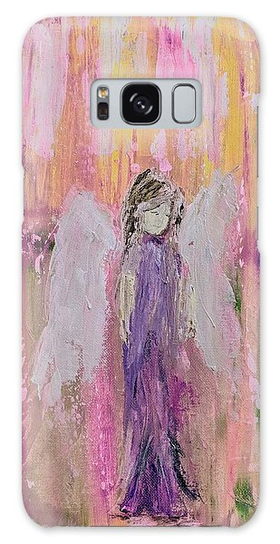 Angel In  Paradise Galaxy Case