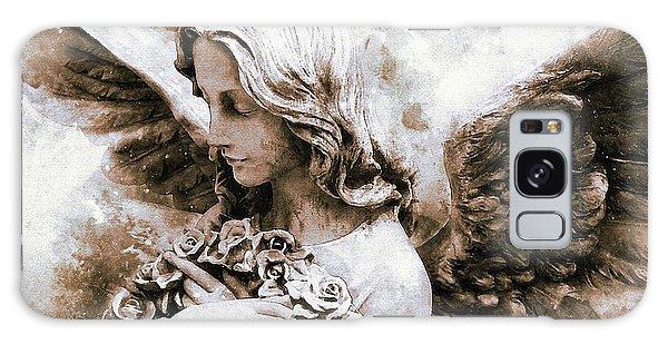 Venus Galaxy Case - Angel Statue by ArtMarketJapan