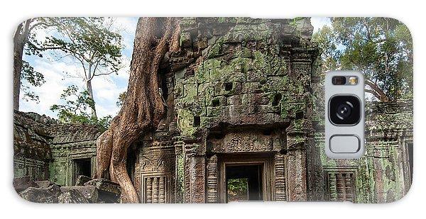 Historical Galaxy Case - Angkor Wat Cambodia. Ta Prohm Khmer by Banana Republic Images