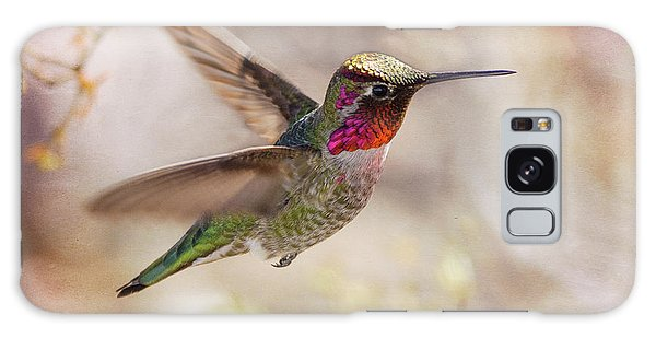 Anna's Hummingbird Galaxy Case