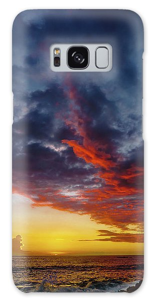 Another Colorful Sky Galaxy Case