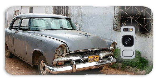 Antique Car Grey Cuba 11300501 Galaxy Case