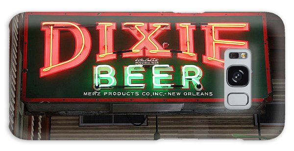 Antique Dixie Beer Neon Sign Galaxy Case