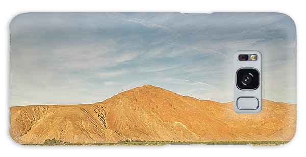 Anza Borrego Sunset Galaxy Case