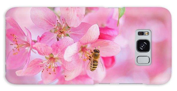 Apple Blossom 2 Galaxy Case
