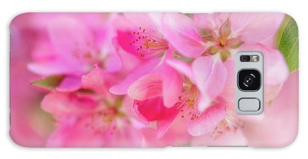 Apple Blossom 5 Galaxy Case