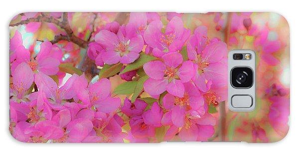 Apple Blossoms C Galaxy Case