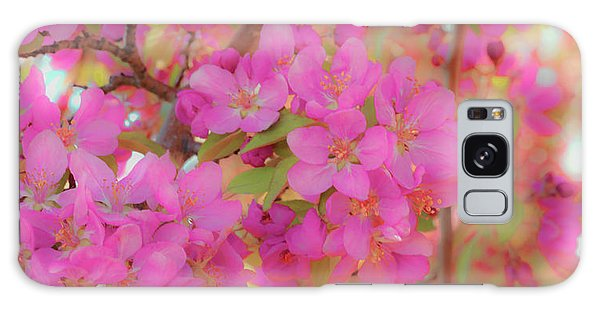 Apple Blossoms C Galaxy Case