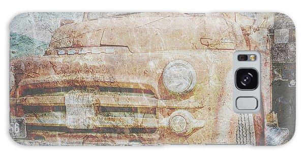 Patina Galaxy Case - Apple Farm Work Truck by Keith Smith