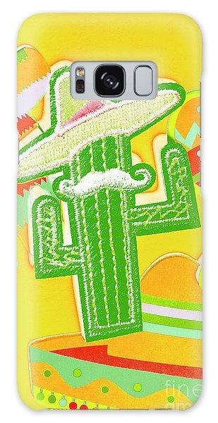 Cacti Galaxy Case - Arid Amigo  by Jorgo Photography - Wall Art Gallery