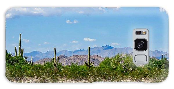 Arizona Desert Hidden Valley Galaxy Case