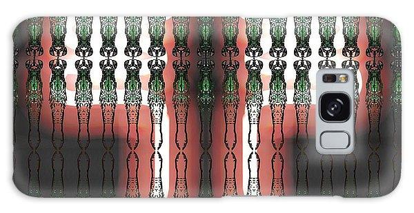 Galaxy Case - Art Deco Design 13 by Joan Stratton