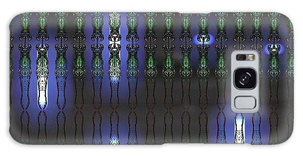 Galaxy Case - Art Deco Design 17 by Joan Stratton