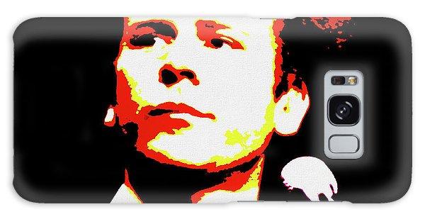 Simon And Garfunkel Galaxy Case - Art Garfunkel Pop Art by Dan Sproul